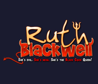 Free RuthBlackwell.com username and password when you join WatchingMyDaughterGoBlack.com