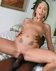Black Cock Slut ashton_pierce
